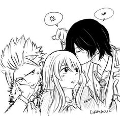 Special day, Lucy visits Sabertooth [Sting x Lucy] by on DeviantArt Natsu Fairy Tail, Fairy Tail Ships, Rog Fairy Tail, Fairy Tail Rogue, Fairy Tale Anime, Fairy Tail Lucy, Fairy Tales, Nalu, Sting X Lucy