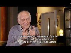 Michel Serres habla sobre Pulgarcita - Subtítulos en español - Red Iberoamericana de Docentes de IBERTIC