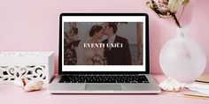Web Design per la wedding planner Romina Davì. Wedding Logos, Wedding Planner, Web Design, Wedding Planer, Design Web, Website Designs, Wedding Planners, Site Design