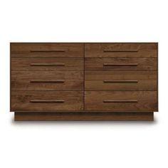 Moduluxe Eight-Drawer Dresser, 35-Inch High