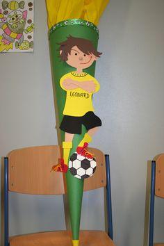 fußball deko für schultüte,fußball,verein,36 teile | produkte und deko - Fussball Deko Kinderzimmer