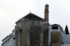 """#Córdoba - #Baena - Iglesia de Nuestra Señora de Guadalupe 37º 36' 46"""" -4º 19' 33""""  Perteneció a un convento de dominicos y cuenta con un magnífico artesonado. Según parece, se asienta sobre la base de un antiguo alminar árabe."""