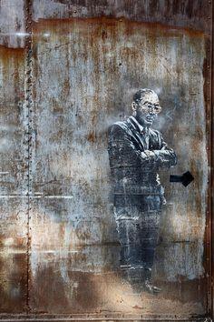 Street Art, Beijing, China