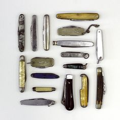 Vintage Knives••Collection