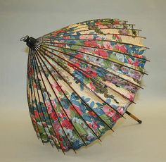 Parasol | Attributed to House of Poiret | Japanese | 1910 | no medium available | Metropolitan Museum of Art | Accession Number: 1975.303.1