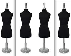 Dress Form Jewelry Display Fixtures  Classic by TonyArmato on Etsy
