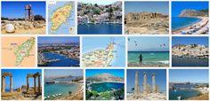 Reducere pana la 37% la sejururi cu avionul in Rodos, Grecia 2013