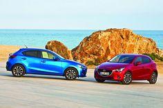 В Украине состоялась презентация Mazda2 нового поколения. Компания Mazda в очередной раз блестяще соединила на первый взгляд несовместимые вещи – традиции и современность. Mazda2 – четвертая модель, созданная на основе дизайнерской концепции «KODO – душа движения» и технологии SkyActiv. Этот автомобиль готов изменить сам подход к восприятию машин класса супермини. Ключевое слово для Mazda2 – «больше».