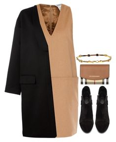 """""""Preadored 4.5"""" by emilypondng ❤ liked on Polyvore featuring MaxMara, rag & bone, Givenchy, Burberry and PreAdored"""