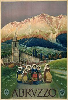 Abruzzo - Italy – Vintagraph