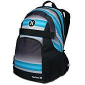 Back to School: Hurley Backpack, Honor Roll Backpack