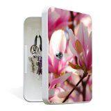#5: Ausgefallener Schlüsselkasten mit Motiv: Magnolia, Handarbeit aus dem Erzgebirge - http://www.xn--brombel-profi-lmb0g.com/bueromoebel/5-ausgefallener-schluesselkasten-mit-motiv-magnolia-handarbeit-aus-dem-erzgebirge