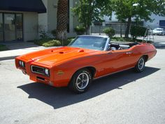 1969 PONTIAC GTO JUDGE CONVERTIBLE - Barrett-Jackson Auction Company - World's Greatest Collector Car Auctions