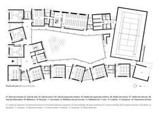 Gallery of Sobrosa School / CNLL – 9 – Educational Architecture Plans Architecture, Architecture Concept Drawings, Architecture Sketchbook, Education Architecture, School Architecture, Kindergarten Architecture, Kindergarten Design, The Plan, How To Plan