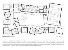 Sobrosa School,Ground Floor Plan