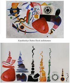 Ursus Wehrli räumt Kandinskys Unordnung auf by Wolf Gang, via Flickr