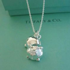 Piggy Necklace from Tiffanys