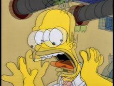 Sorpresa Cartoon Icons, Cartoon Memes, Cartoon Art, Cartoon Characters, Cartoons, Cartoon Drawings, Memes Simpsons, The Simpsons, Memes Lindos
