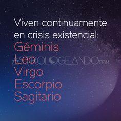 #Géminis #Leo #Virgo #Escorpio #Sagitario #Astrología #Zodiaco #Astrologeando