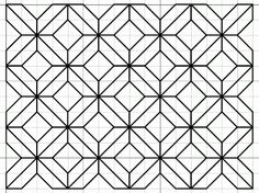 free blackwork fill pattern