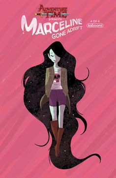 scans_daily | Two beautiful pages from Adventure Time – Marceline Gone Adrift #3
