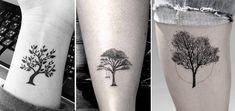 árvores pequenas