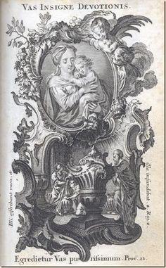 Grabado Vaso insigne de devoción Alejandro Angel Sánchez Toledano