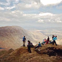 #kenmare #kerry #ireland #mountains #hillwalking #nature #leavenotrace Hill Walking, Mountain S, Adventure Travel, Ireland, Nature, Instagram Posts, Life, Naturaleza, Irish
