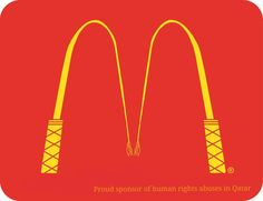 McDonalds Fifa world cup logo
