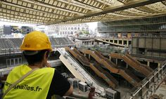 Paris hopes €1bn revamp of Les Halles can become city's 'beating heart' | World news | The Guardian