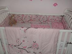 This is her bedding and the inspiration I used for her the decor