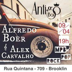 Antigo Bar new project