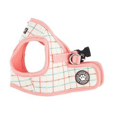 Puppia Authentic Tot Harness B Small Peach *** More info could be found at the image url.Note:It is affiliate link to Amazon.