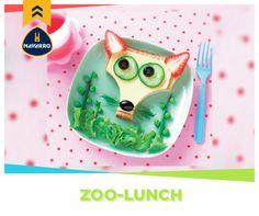 ¡Vacaciones en casa! Prepara junto con ellos este divertido lunch que es súper rico y nutritivo.