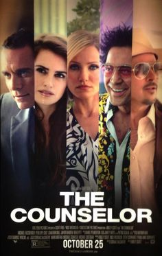 The Counselor 10.25.13