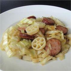Grandmother's Polish Cabbage and Noodles - Allrecipes.com