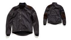 Rapha ----Tweed softshell cycling jacket