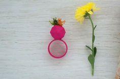 Mini garden ring