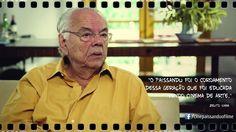"""""""O Paissandu foi o coroamento dessa geração que foi educada vendo cinema de arte."""" - Zelito Viana em Cine Paissandu: Histórias de uma Geração de Christian Jafas #cinepaissandu #curta #geraçãopaissandu #paissandu #cinemabrasileiro #shortdocumentary #christianjafas #cinema #nacional #brasil #IDEOgraph"""