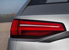 Audi Crosslane Coupe Rear Headlamp