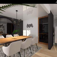 Salon z jadalnią Ali, Loft, Furniture, Home Decor, Decoration Home, Room Decor, Ant, Lofts, Home Furnishings