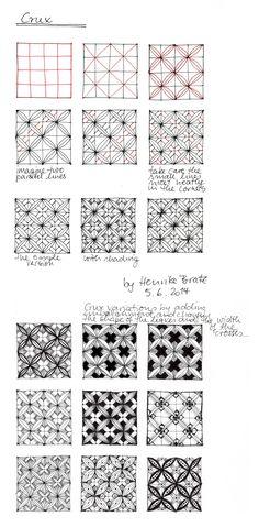 Crux & Variations by Henrike Bratz
