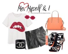 chic for cool girl Carvela, Betsey Johnson, Cool Girl, Madewell, Kate Spade, Chanel, Chic, Sexy, Polyvore