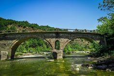 Stavropotamou Stone Bridge