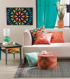 #DIY Living Room Make Over #home #design #decor