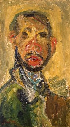 Chaim Soutine (1893-1943) was a Russian painter of Belarusian Jewish origin. Soutine made a major contribution to the expressionist movement while living in Paris. Inspired by classic painting in the European tradition, exemplified by the works of Rembrandt, Chardin[2] and Courbet, Soutine developed an individual style more concerned with shape, color, and texture over representation, which served as a bridge between more traditional approaches and the developing form of Abstract…