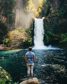 Trust God. by Nick Verbelchuk on 500px...... #landscape #people #water #nature #river #travel #rock #tree #abstract #motion #splash #waterfall #cascade #one #stream #outdoors #wet #wild #daylight environment recreation
