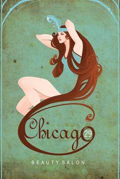 Chicago Beauty Salon