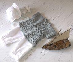 Ravelry: Top Down Cardigan pattern by OGE Knitwear Designs - pattern $4.01