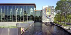 Whitby Public Library and Civic Square